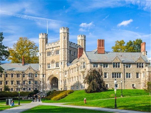 普林斯顿大学GRE成绩要求 你的GRE分数满足你的名校梦吗?图1