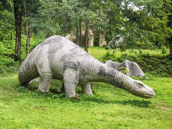gre阅读大探险 一起走进神秘的恐龙时代