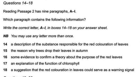 雅思阅读目标7分的你所必须掌握的解题基本技图7