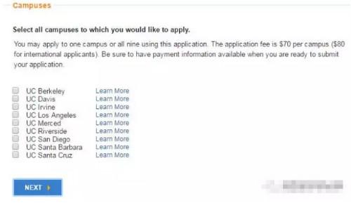 2018年UC Application填表指南 超详细图片步骤让申请更简单图10