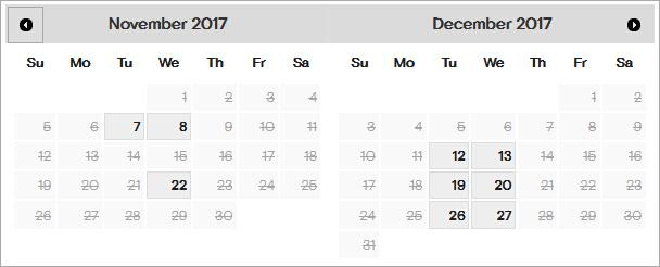 2017年11月12月GMAT广东深圳考场剩余考位一览 考试时间选择建议分享图1