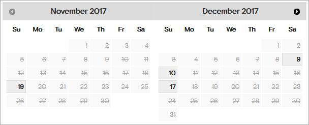 2017年11月12月GMAT辽宁东北大学考场剩余考位一览 考试时间选择建议分享图1