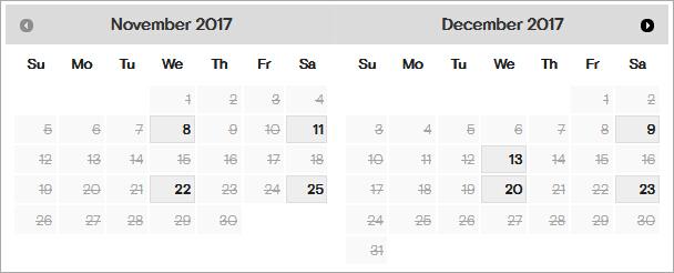 2017年11月12月GMAT大连外语学院考场剩余考位一览 考试时间选择建议分享图1