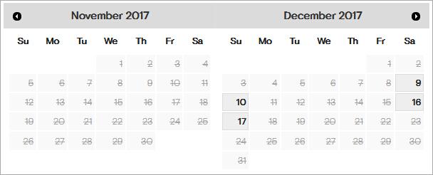 2017年11月12月GMAT华中科技大学考场剩余考位一览 考试时间选择建议分享图1