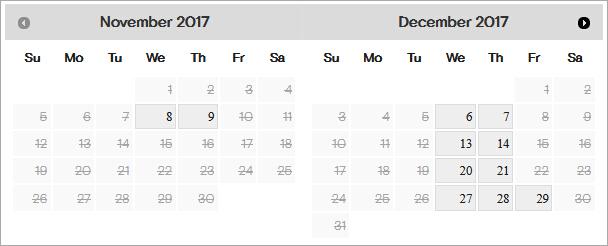 2017年11月12月GMAT四川大学考场剩余考位一览 考试时间选择建议分享图1