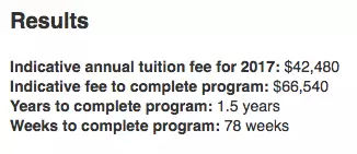 留学费用又涨了!澳大利亚2018年各大学学费正式公布图6