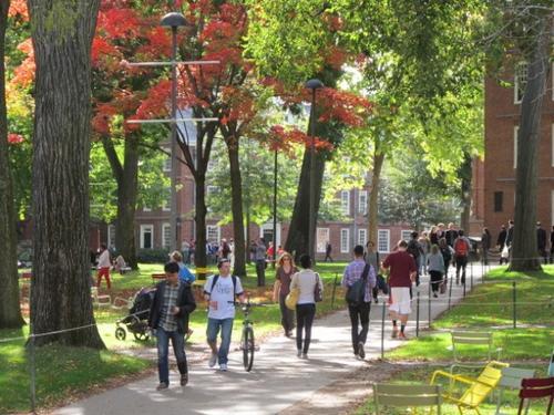 哈佛大学被控歧视亚裔 招生录取存争议图1